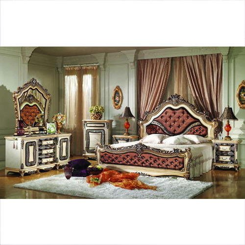 Best Fancy Bedroom Set At Rs 30000 Piece Bedroom Furniture Sets Id 11178003848 With Pictures