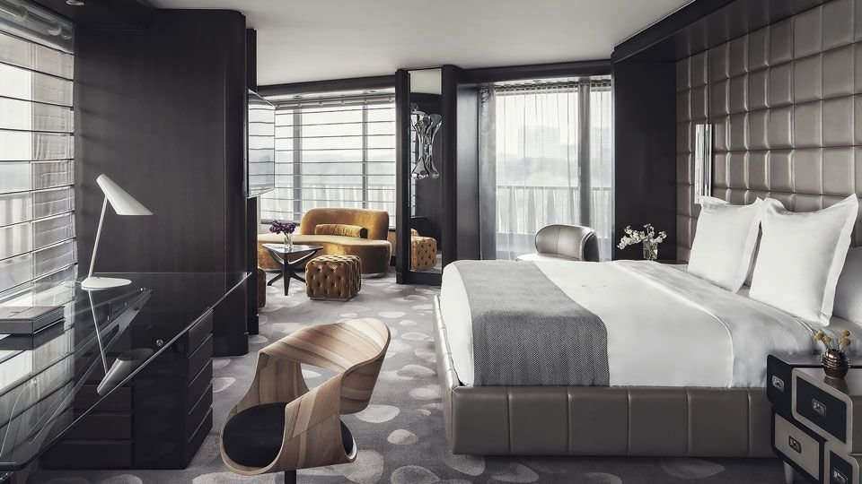 Best Dc Luxury Hotel Rooms And Suites The Watergate Hotel With Pictures