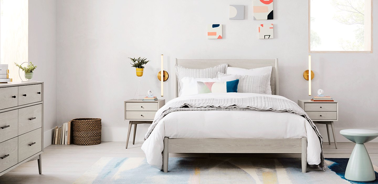 Best Bedroom Inspiration West Elm With Pictures