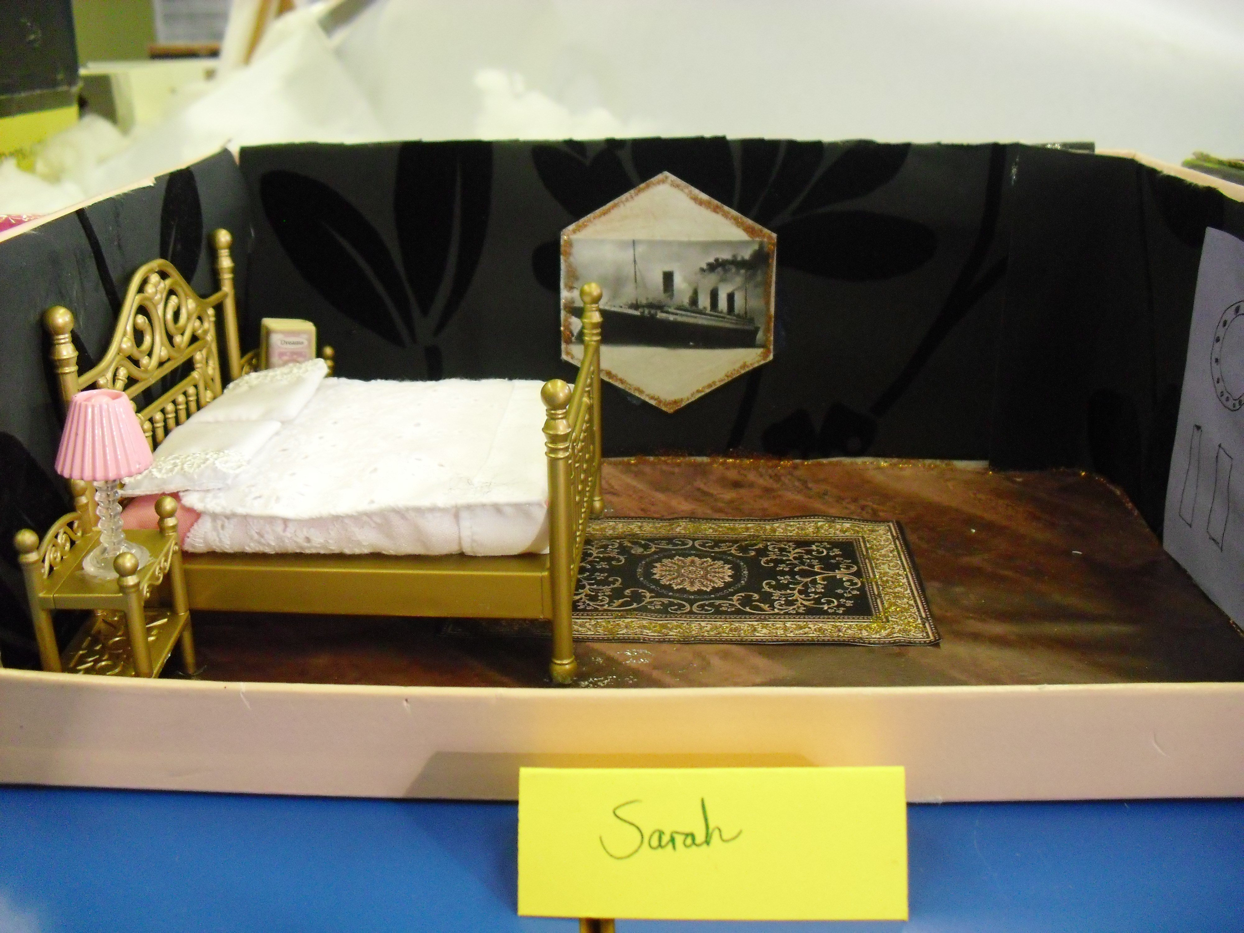Best Titanic Shoebox Rooms Uphall Primary School Blog Archive With Pictures