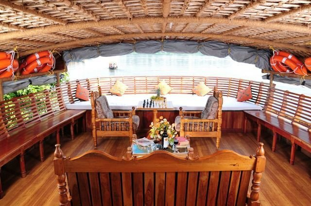 Best Parthasarathy Luxury Houseboats Alleppey Use Coupon Code With Pictures