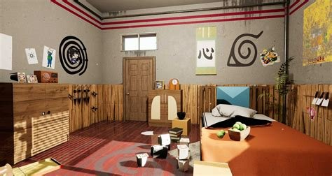 Best Naruto S Bedroom In Ue4 Unreal Engine Forums With Pictures