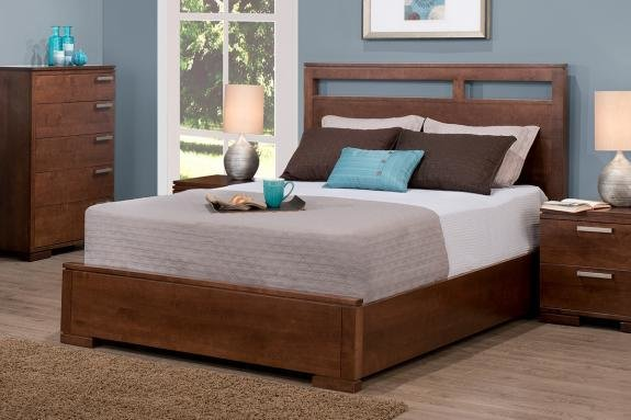Best Cordova Queen Bed Handcrafted Mennonite Bedroom Furniture With Pictures