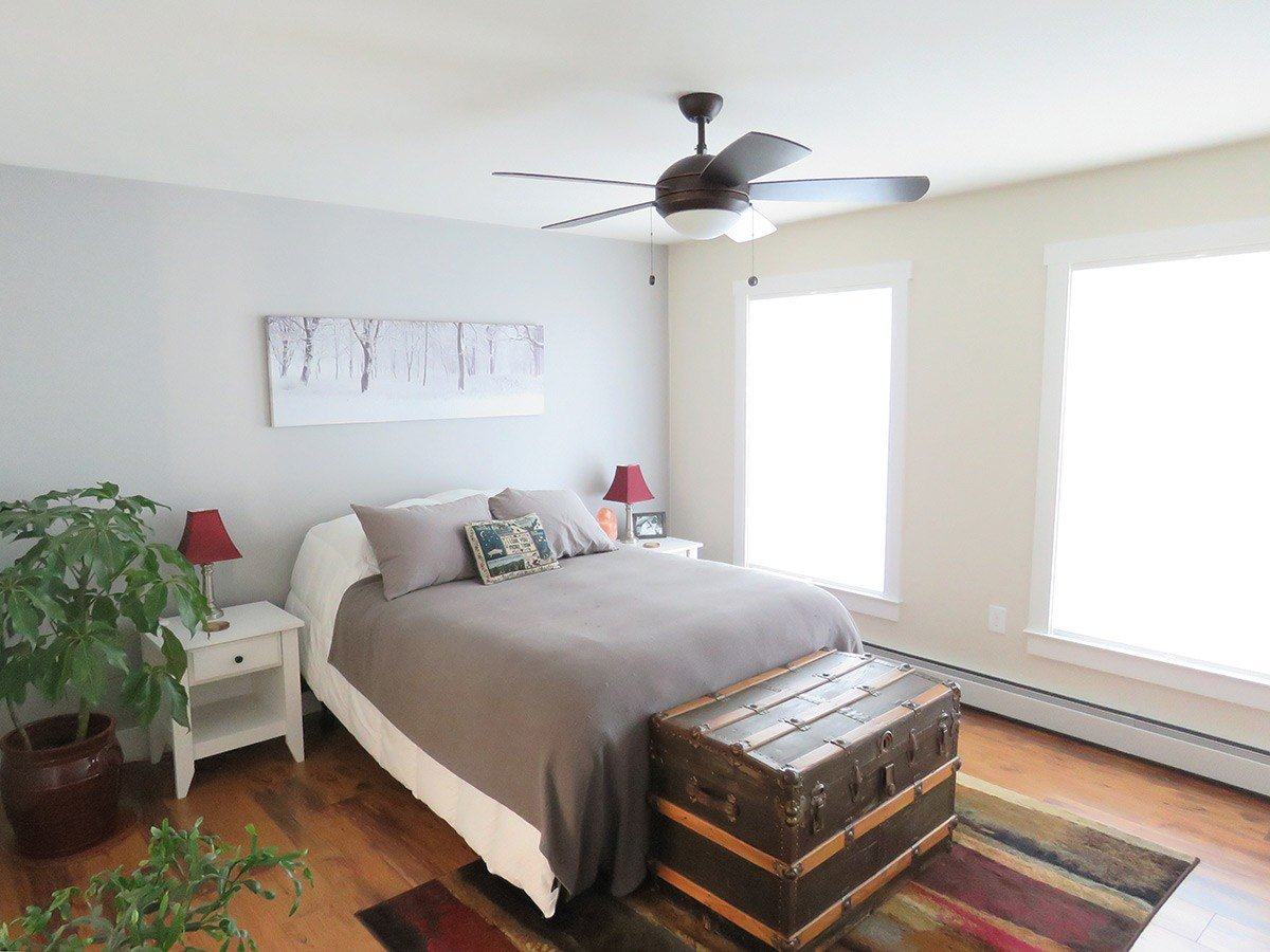 Best Modern Farmhouse Ranch Modular Home Master Bedroom With Pictures