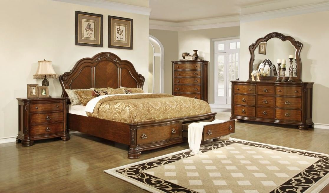 Best Delightful Lifestyle Bedroom Furniture 1 Bedroom Suite With Pictures