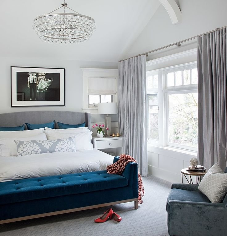 Best Master Bedroom Gray Paint Colors Home With Keki With Pictures