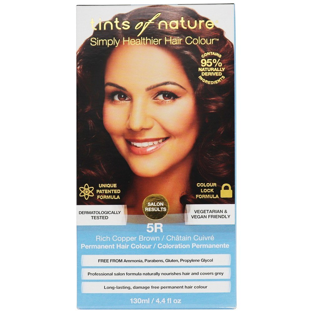 Free Buy Tints Of Nature Conditioning Permanent Hair Color 5R Wallpaper