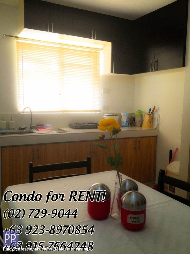 Best Condominium In Pasig For Rent Long Term Real Estate With Pictures