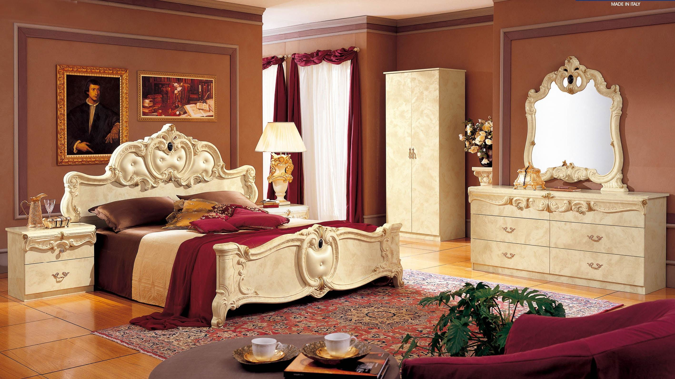 Best Made In Italy Leather High End Bedroom Furniture Glendale With Pictures