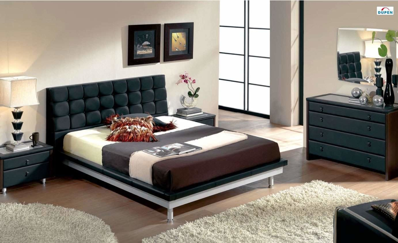 Best Unique Leather Design Bedroom Furniture With Padded With Pictures