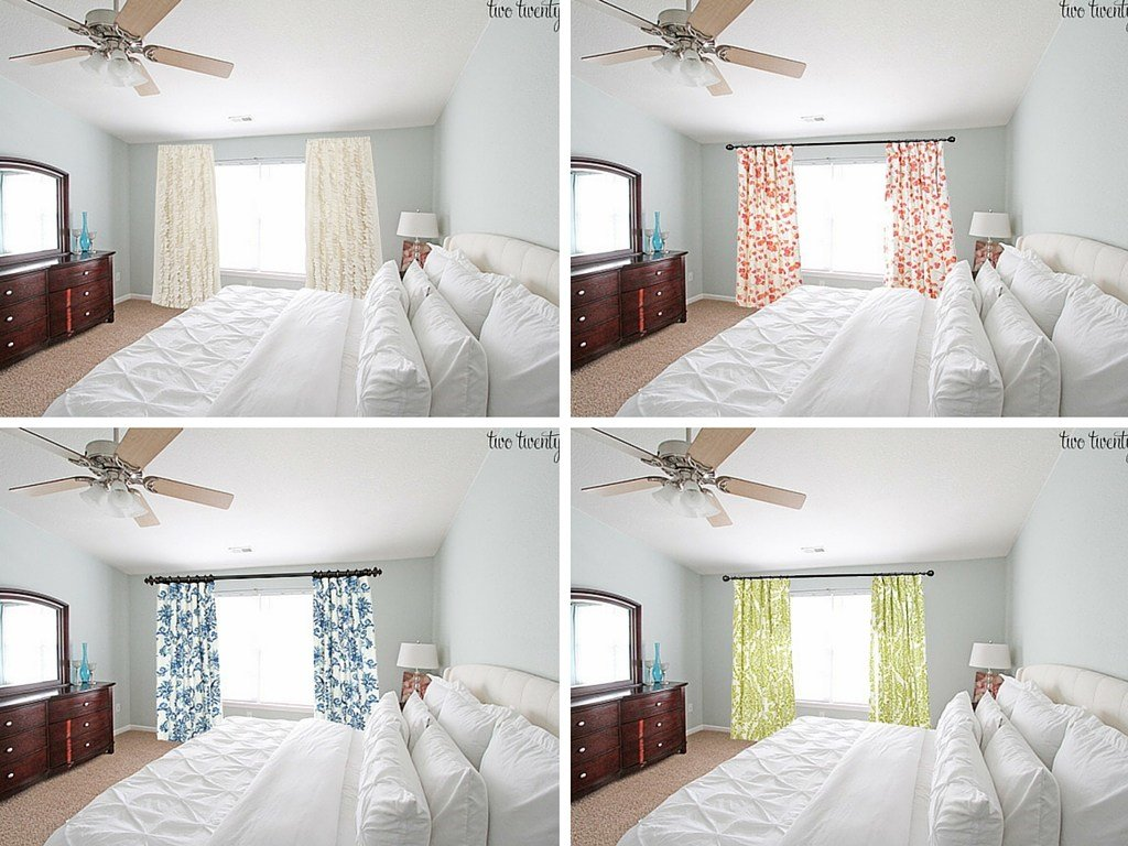 Best Master Bedroom Curtain Options With Pictures