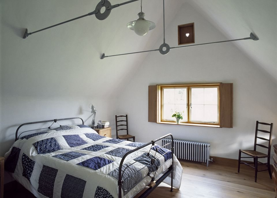 Best Attic Conversion Code And Requirements With Pictures