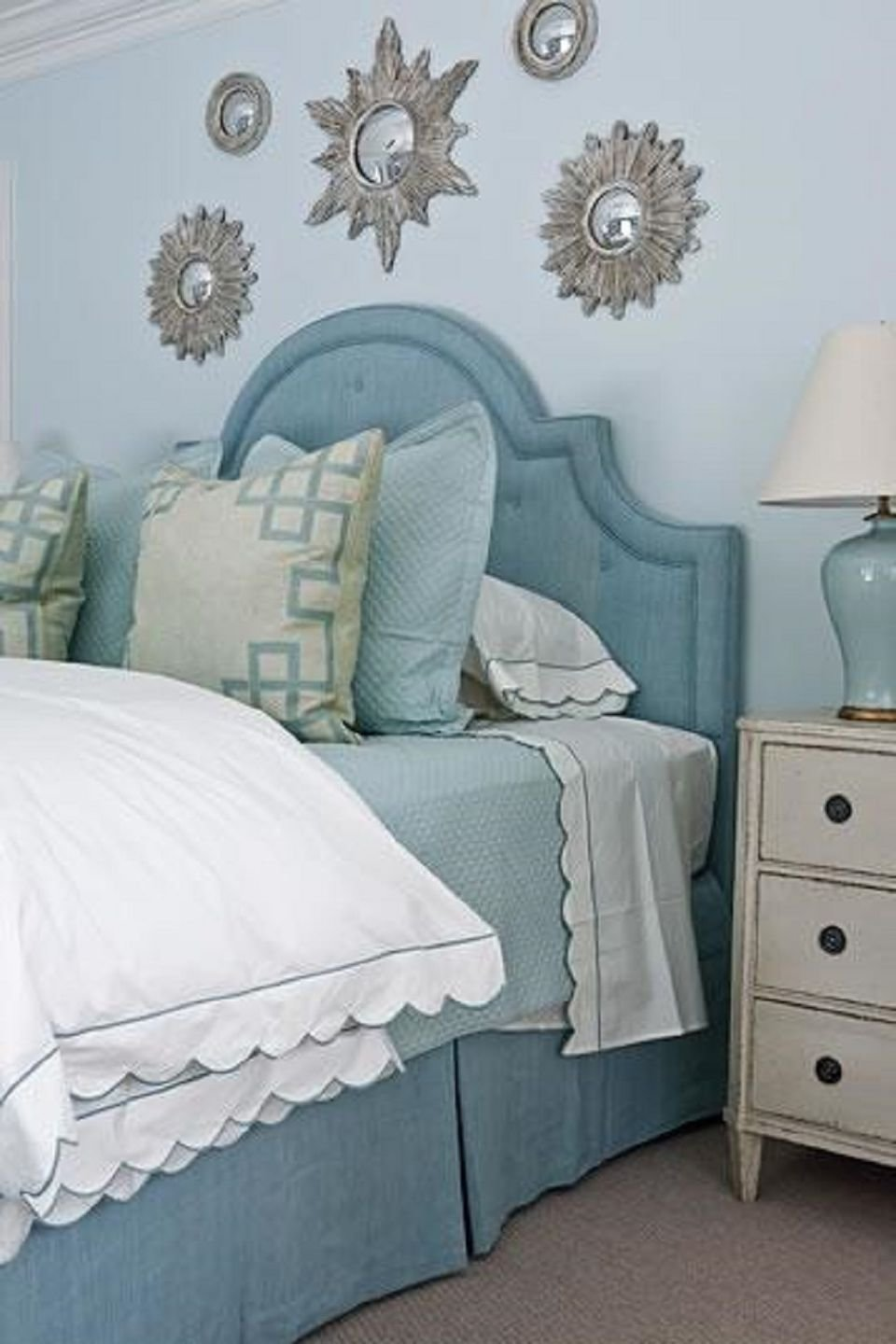 Best 25 Stunning Blue Bedroom Ideas With Pictures