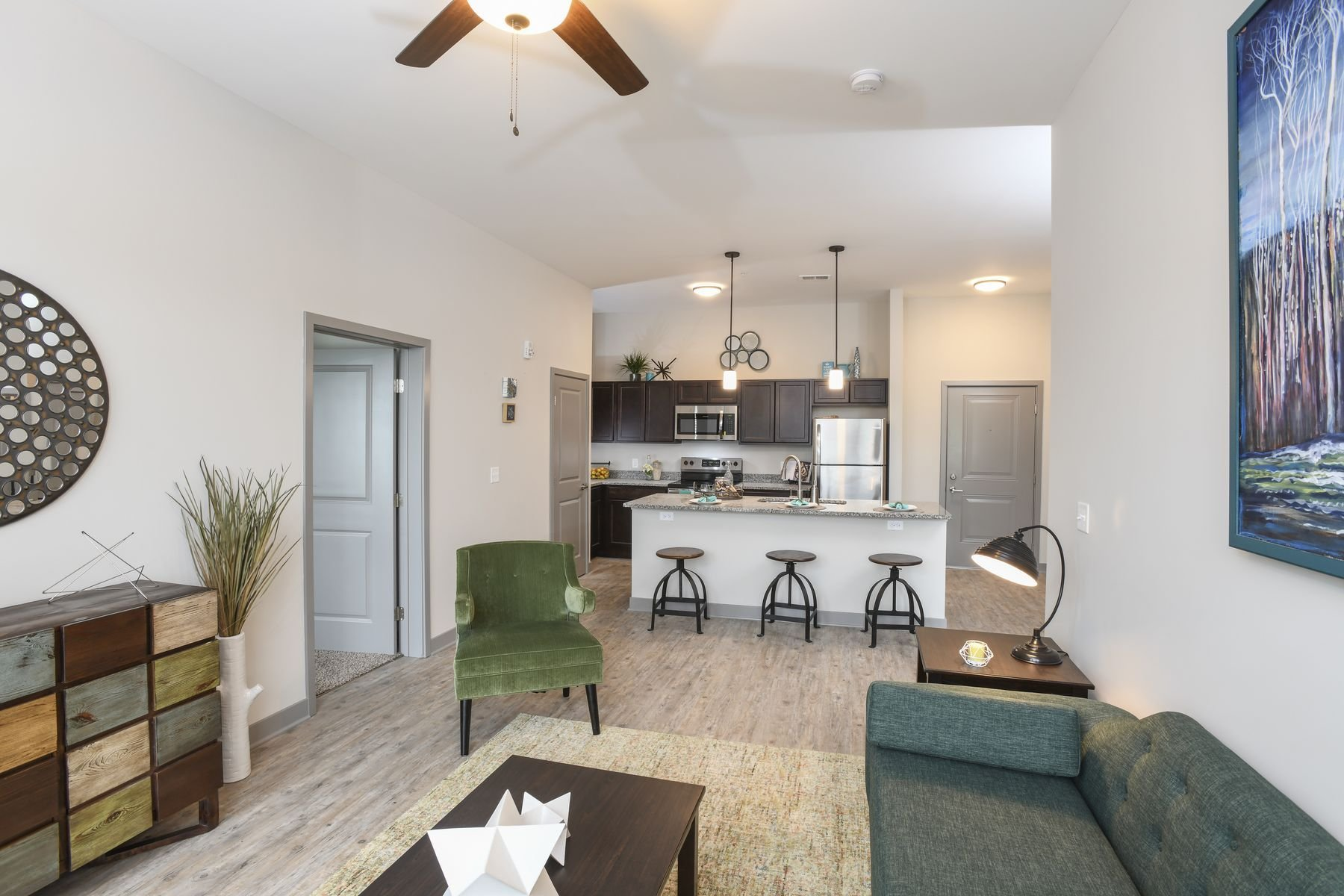 Best New Luxury Apartments In Hamilton Oh The Marcum With Pictures