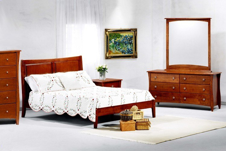 Best Bedroom Furniture Sets Saffron Cherry Bedroom Suite With Pictures