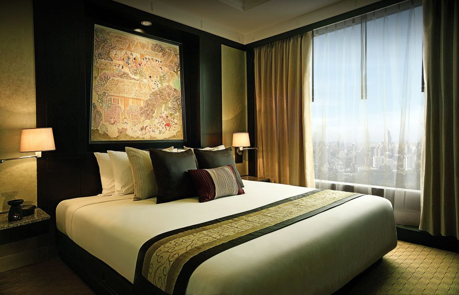 Best Banyan Tree Bangkok « Luxury Hotels Travelplusstyle With Pictures