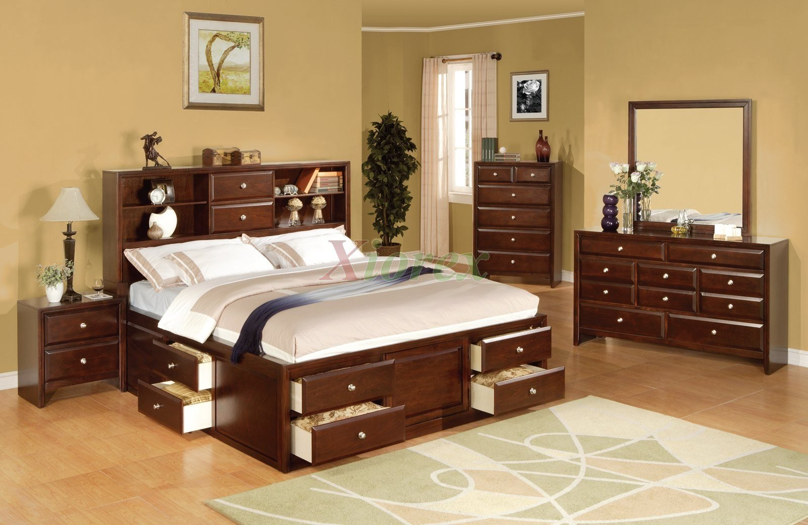 Best Bookcase And Storage Bedroom Furniture Set 137 Xiorex With Pictures