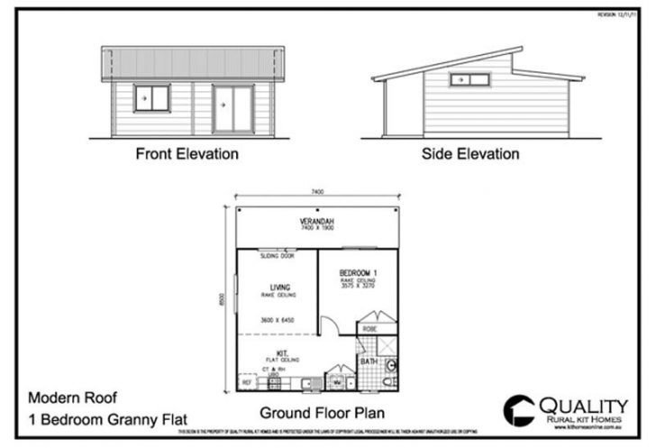 Best Elegant 1 Bedroom Bungalow House Plans New Home Plans Design With Pictures