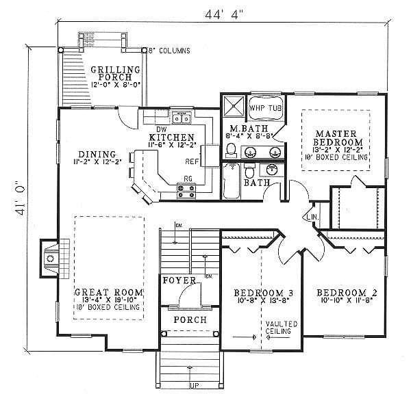 Best Awesome 2 Bedroom Split Level House Plans New Home Plans With Pictures
