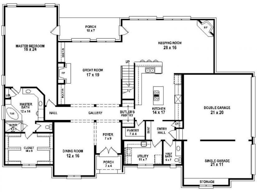 Best 3 Bedroom 3 5 Bath House Plans Unique 4 Bedroom 3 Bath House Plans 4 Bedroom 3 Bath House Plans With Pictures