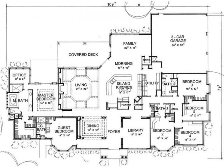 Best 5 To 6 Bedroom House Plans Archives New Home Plans Design With Pictures