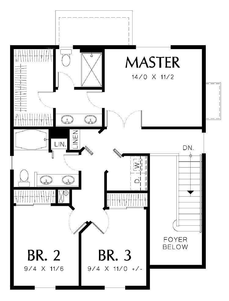 Best Cool Simple Three Bedroom House Plans New Home Plans Design With Pictures
