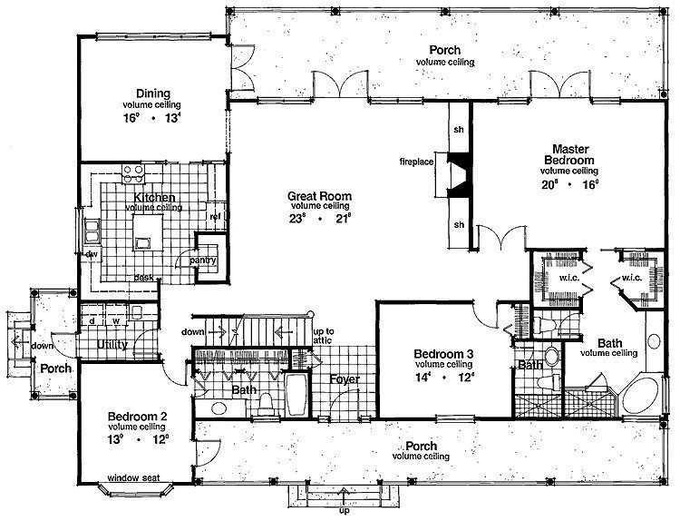 Best Beautiful 2500 Sq Foot Ranch House Plans New Home Plans Design With Pictures