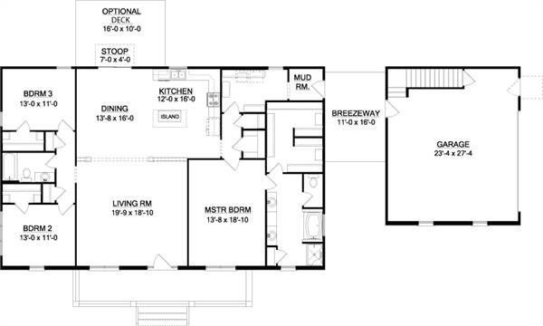 Best Unique House Plans With Bonus Room Ranch Style New Home With Pictures