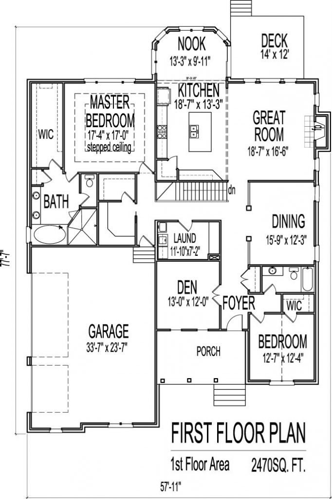 Best Single Story House Plans With Basement New 2 Bedroom House With Pictures
