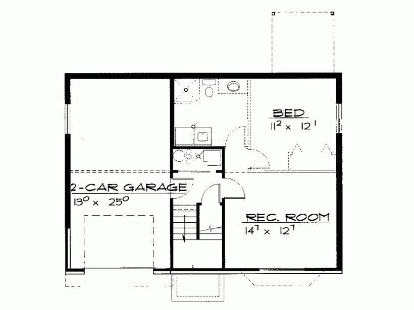 Best Luxury 2 Bedroom House Plans With Basement New Home Plans Design With Pictures