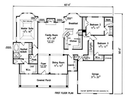 Best Awesome 3 Bedroom 2 Bath House Plans With Basement New With Pictures