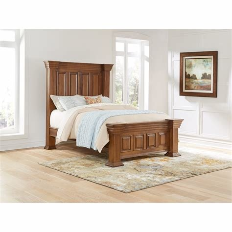 Best Happy Leather Bedroom Groups 5 Piece Preston Queen Bedroom With Pictures