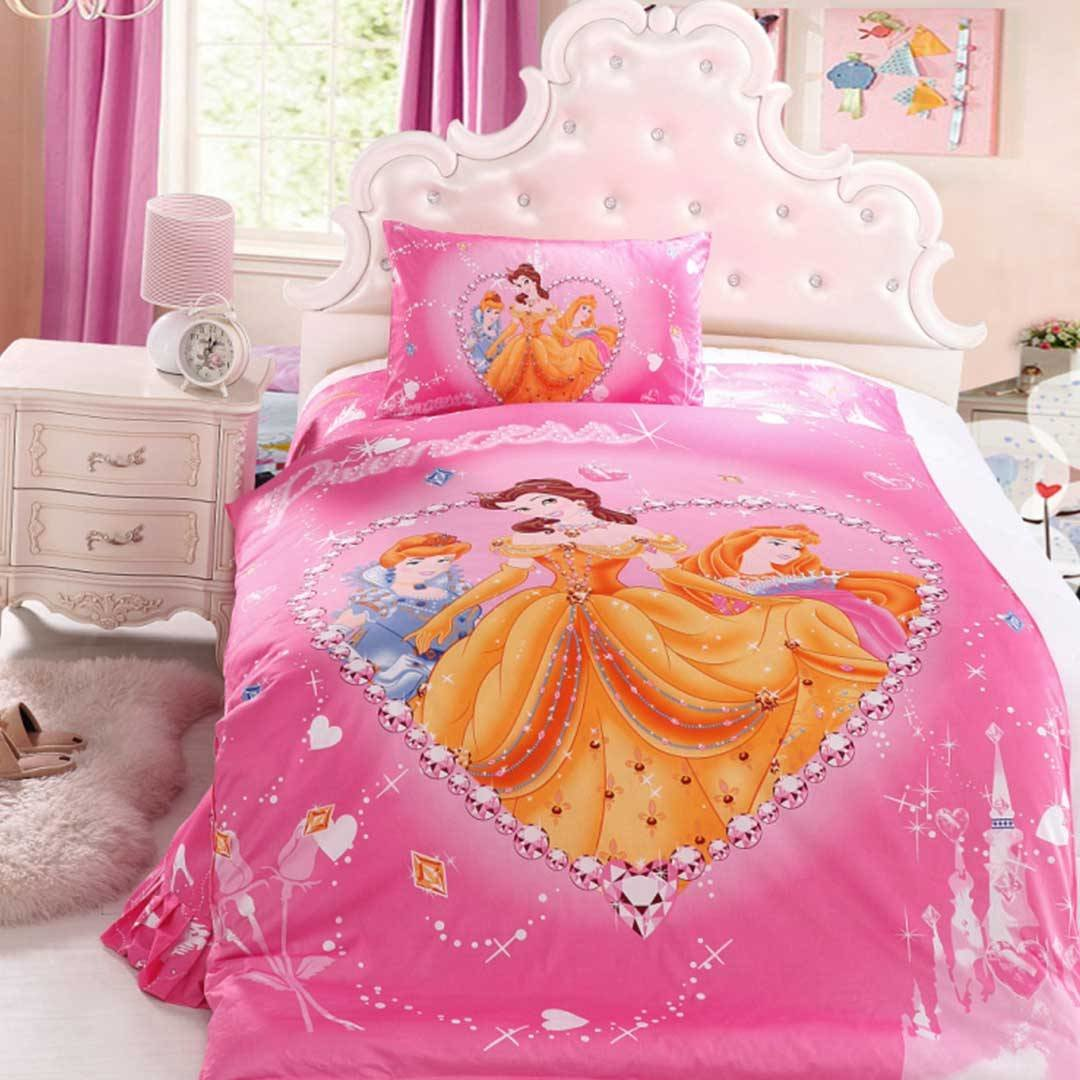 Best Disney Princess Duvet Set Ebeddingsets With Pictures