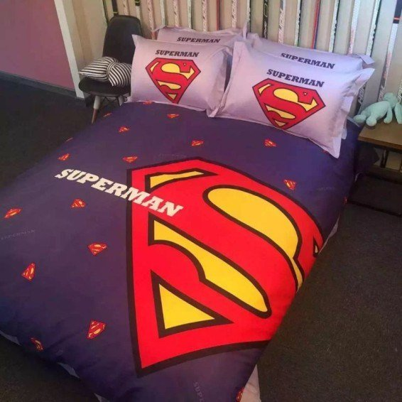 Best Superman Bedding Set Ebeddingsets With Pictures