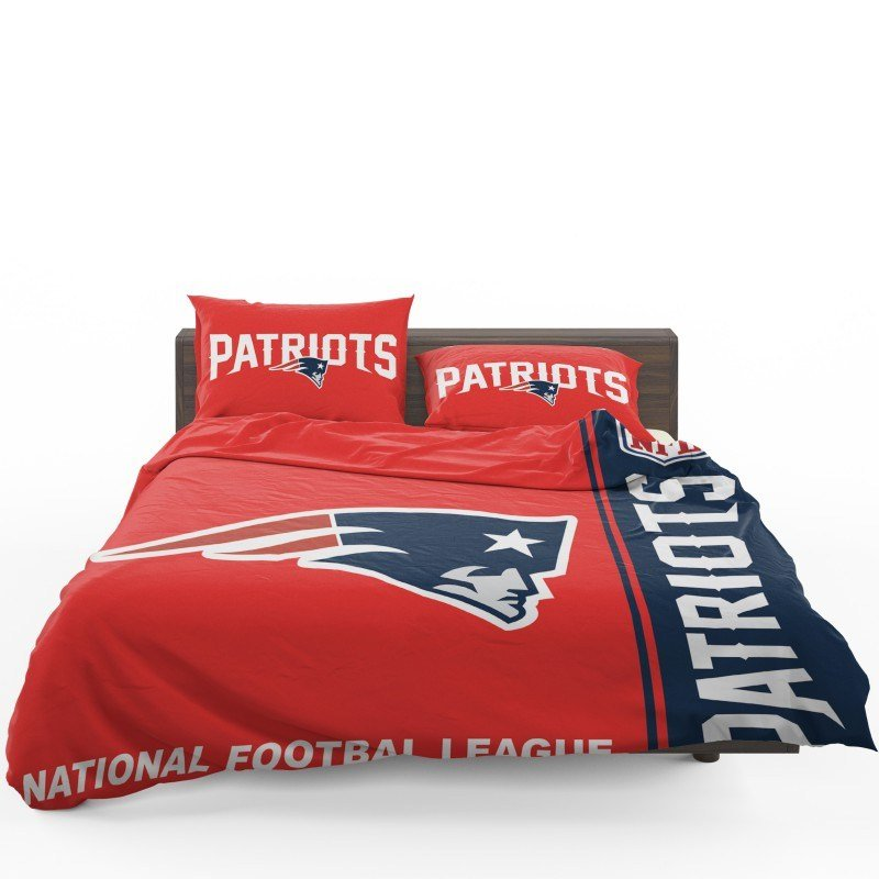 Best Buy Nfl New England Patriots Bedding Comforter Set Up To With Pictures