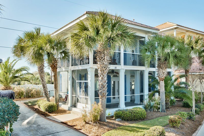 Best Miramar Beach Destin Florida Vacation House For Rent By With Pictures