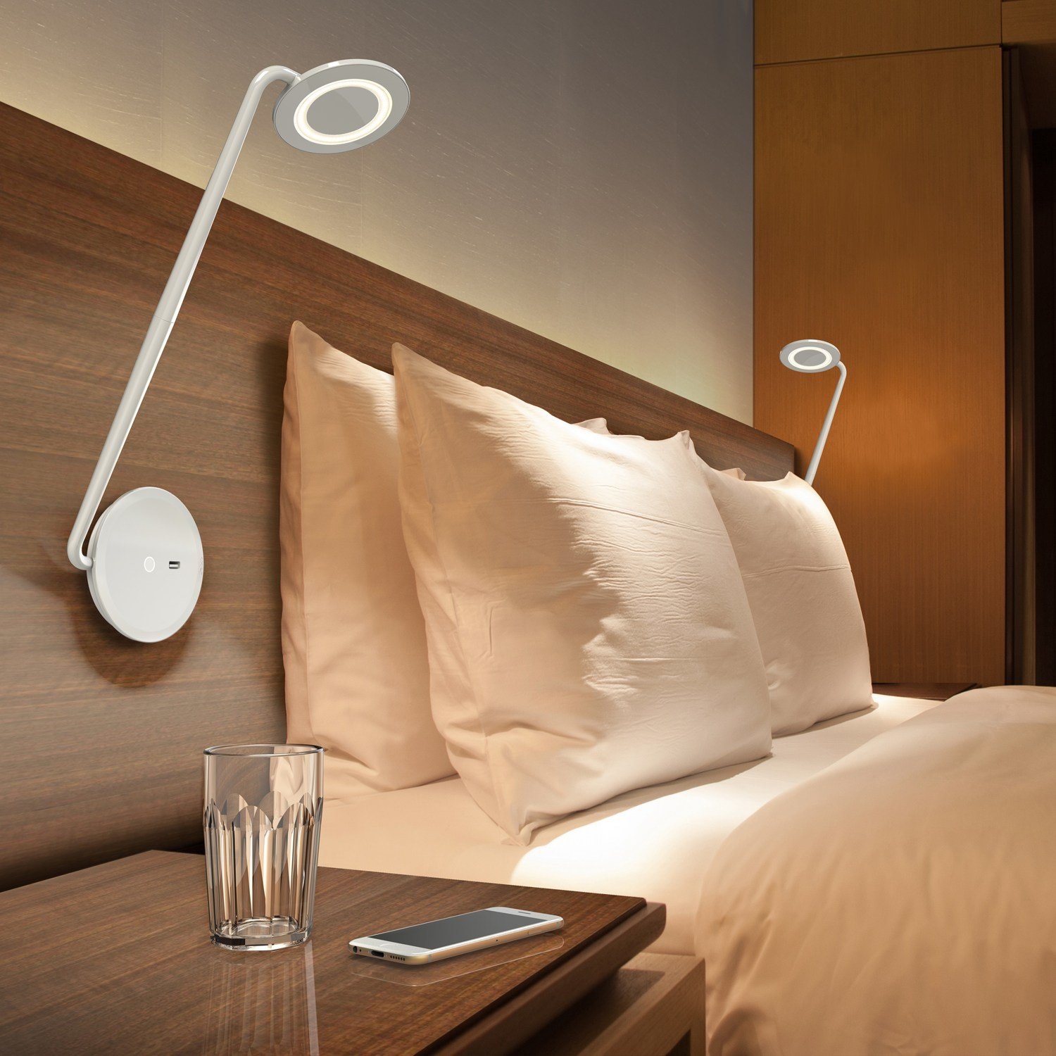 Best How To Choose Bedside Reading Lights Design Necessities With Pictures