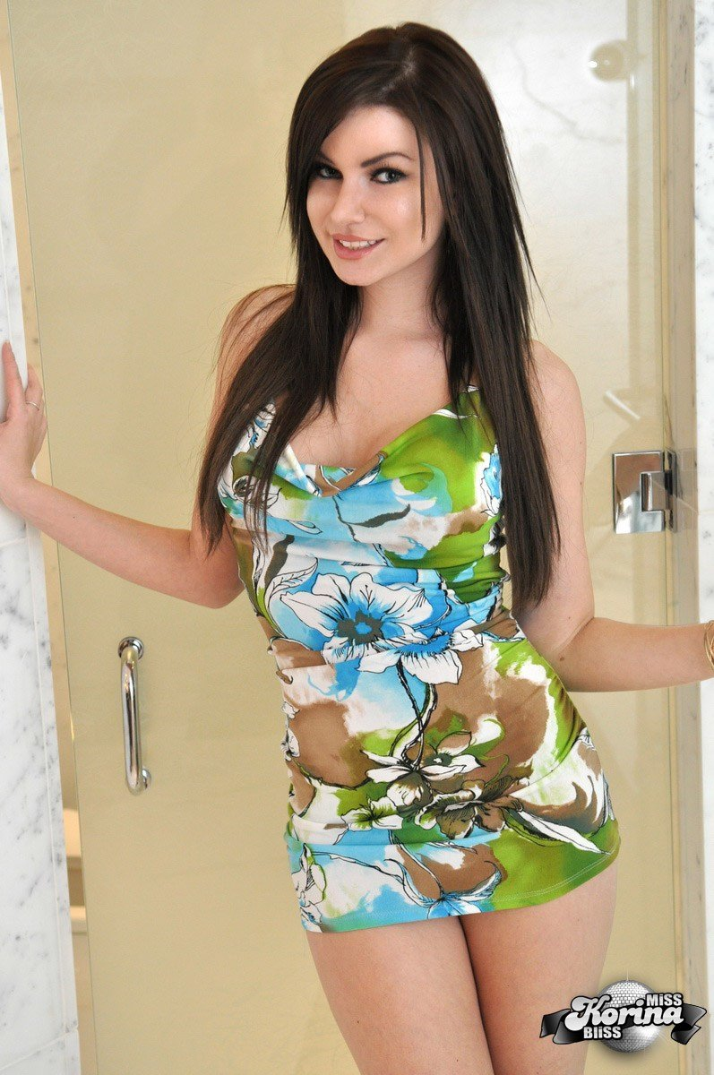 Best Miss Korina Bliss Tiny Dress With Pictures