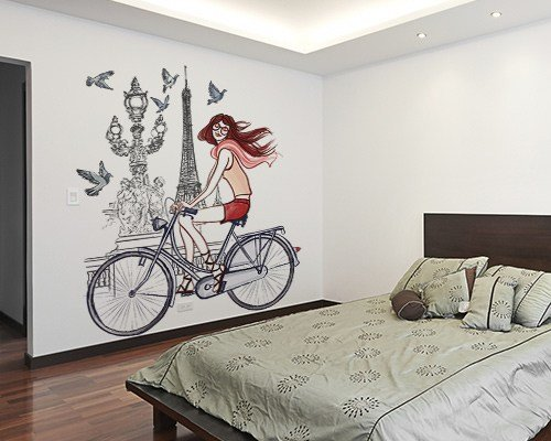 Best Wall Stickers For Bedrooms With Pictures