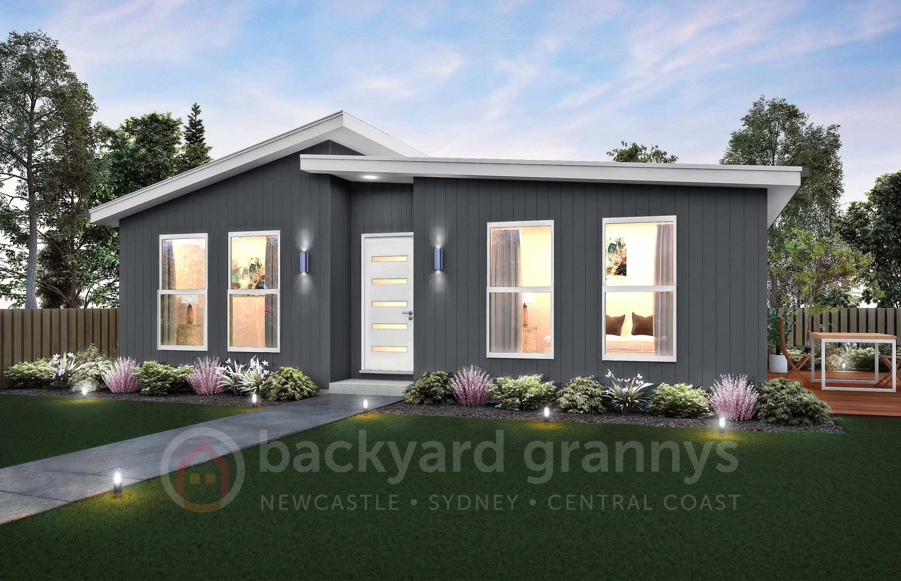 Best The Alba – 2 Bedroom Granny Flat Design Backyard Grannys With Pictures