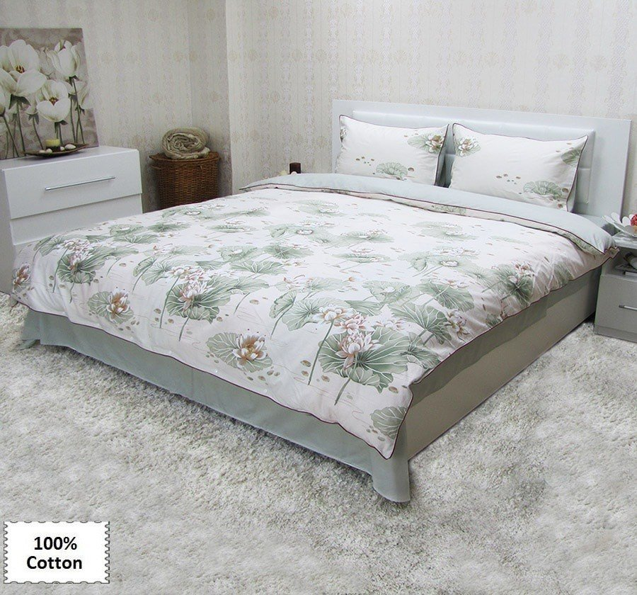 Best Lotus Bedding Sets Queen Size Beddingeu With Pictures