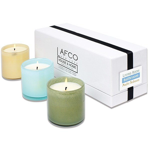Best Lafco Assorted 3 Mini Candle Set With Pictures