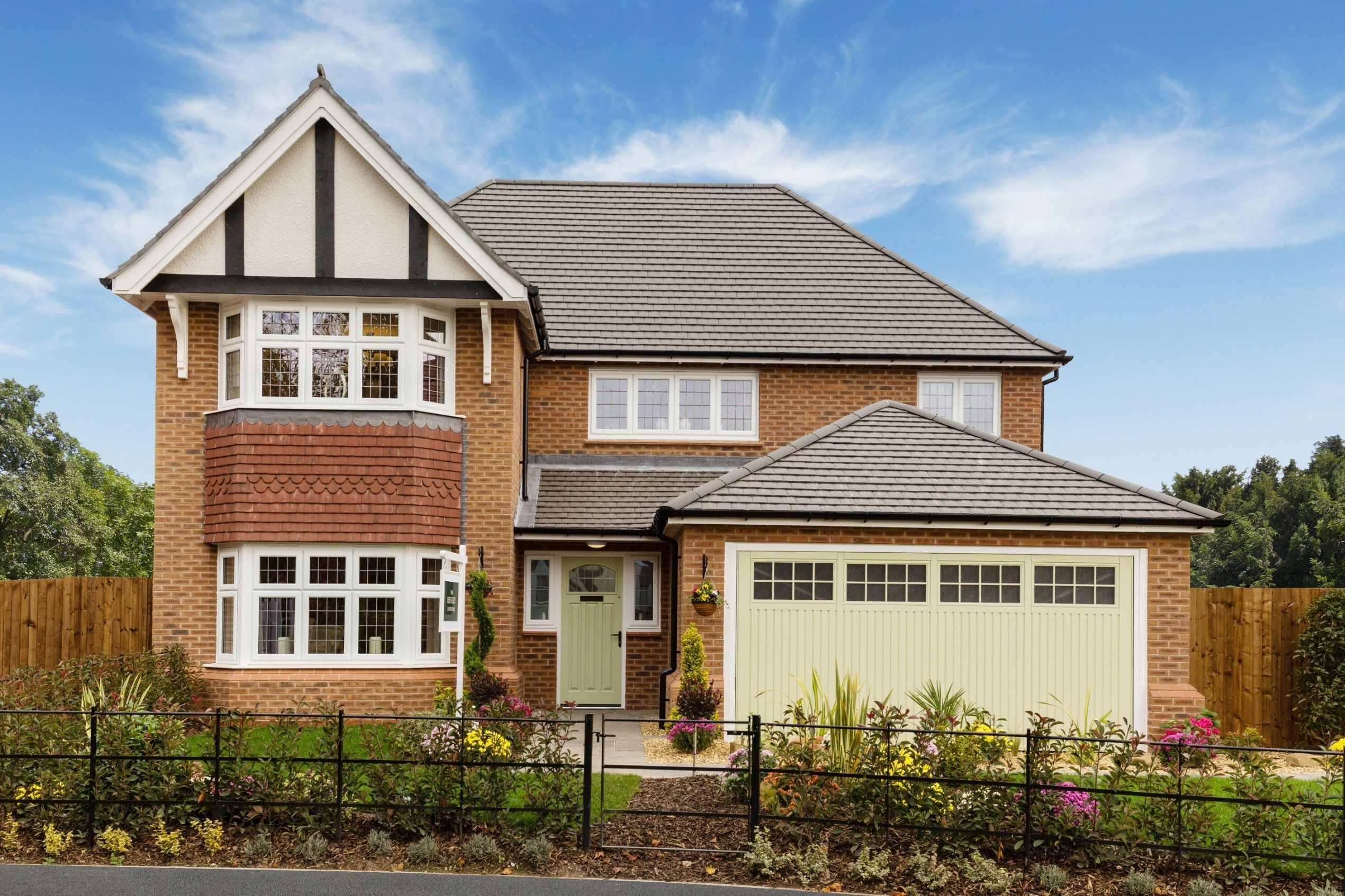 Best Four Bedroom Henley At Redrow's Wrea Green Development Now On Sale Blackpool Gazette With Pictures