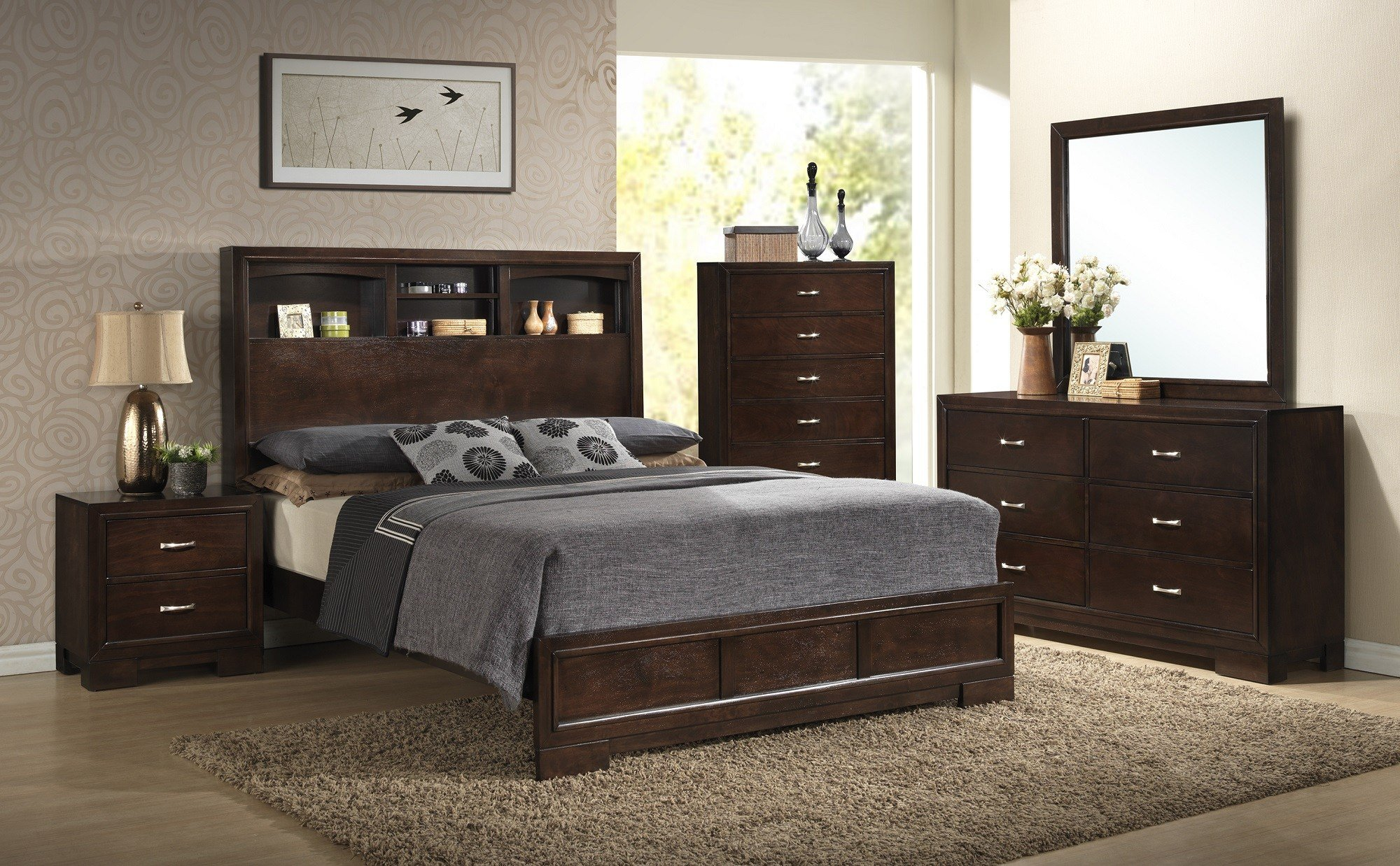 Best Denver Bedroom Set Queen Nader S Furniture With Pictures