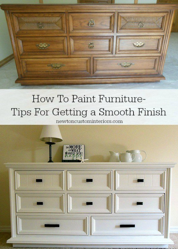 Best How To Paint Furniture With Pictures
