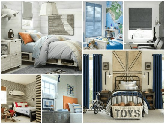 Best Custom Made Blinds Curtains For Boys Bedrooms Next With Pictures