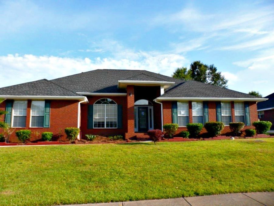 Best 4 Bedroom Houses For Rent In Mobile Al 6 88 900 9629 With Pictures