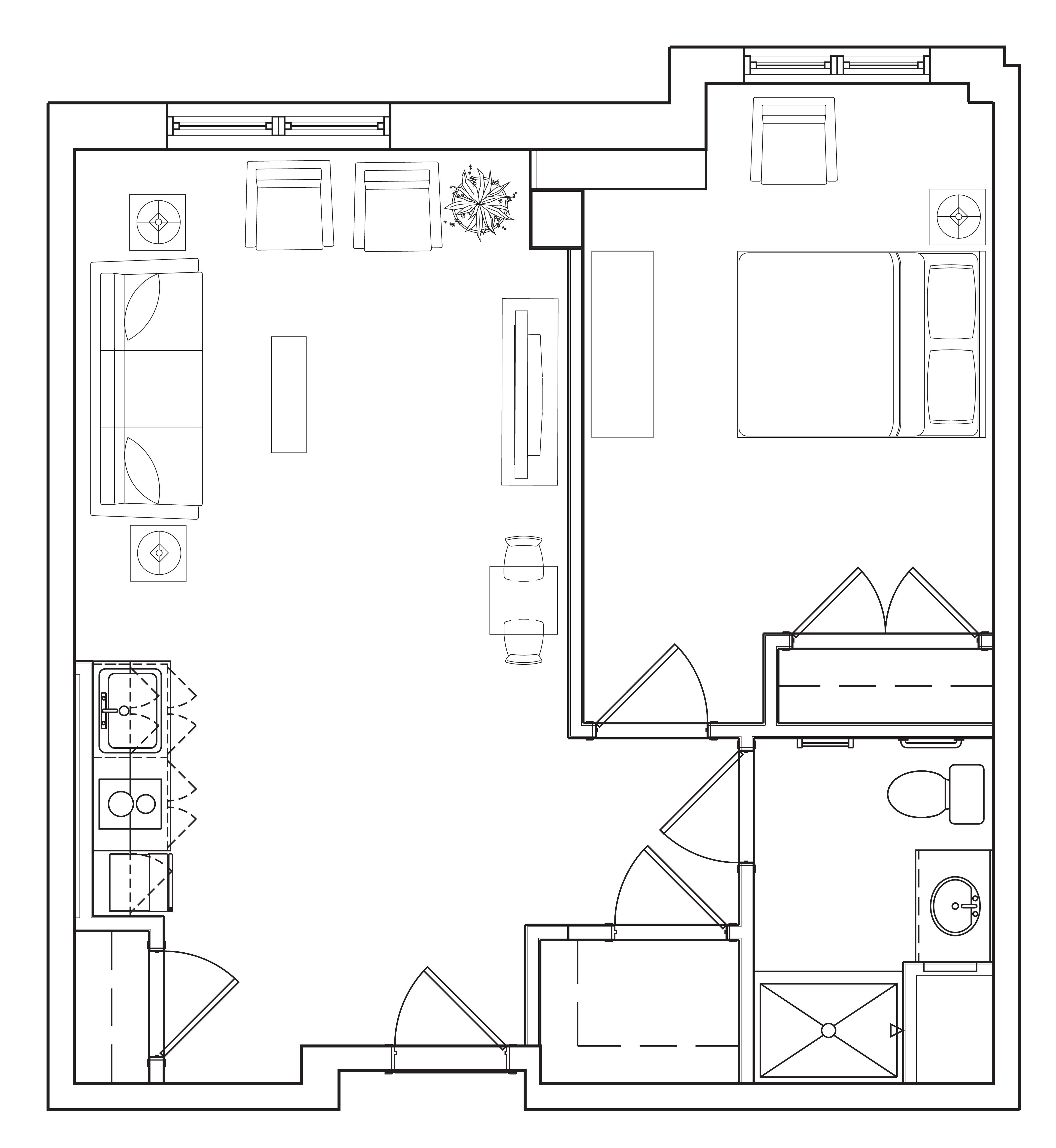 Best Memory Care Floor Plans For Assisted Living Homes In Ma With Pictures