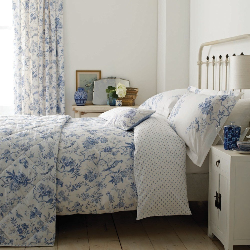 Best Waverly Blue And White Toile Bedding Bindu Bhatia Astrology With Pictures