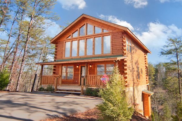 Best 4 Bedroom Cabin Rental In Pigeon Forge With Theater Room With Pictures
